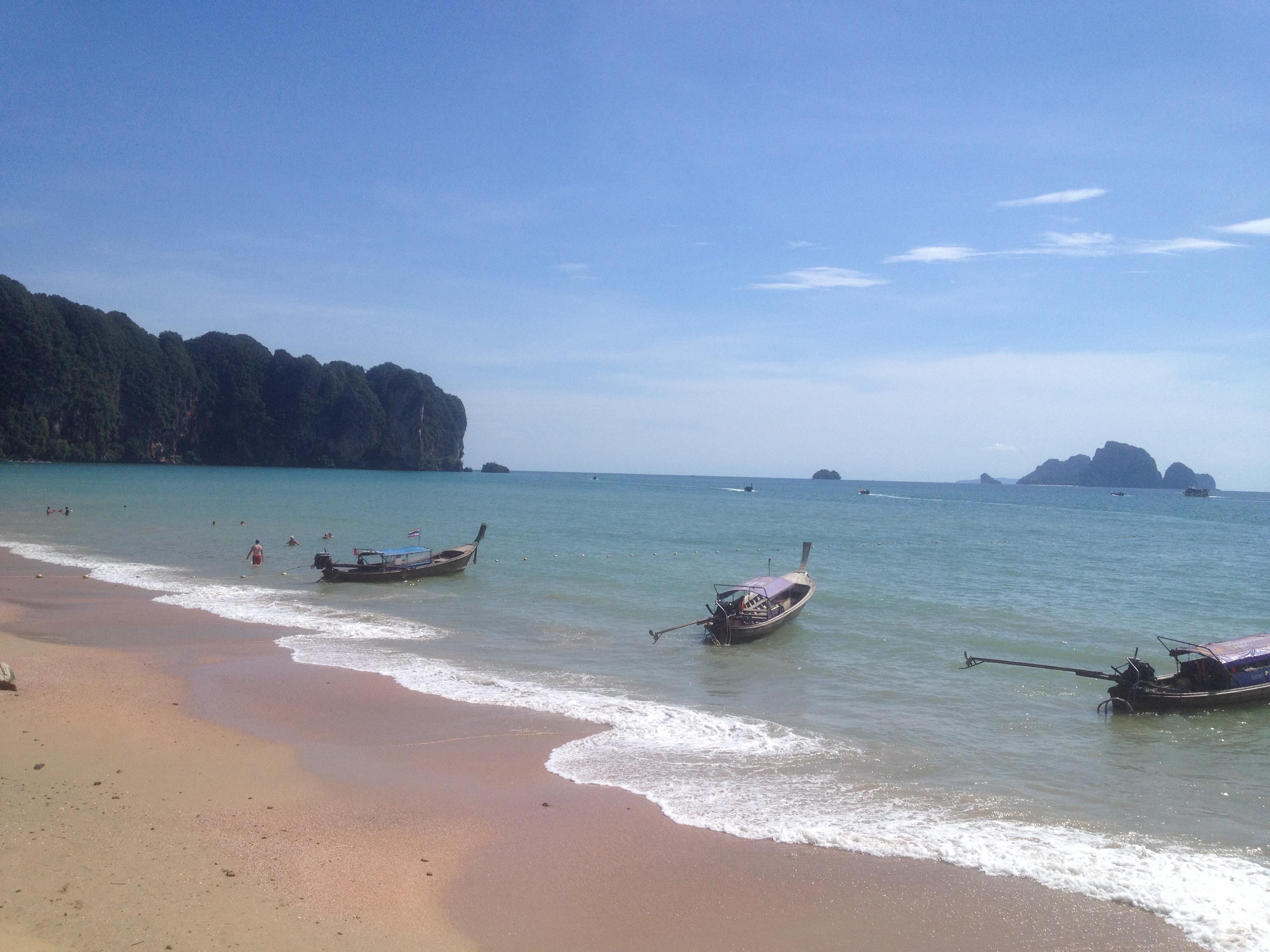 [TwA #2] Dotarliśmy nad morze, a autostop mógłby działać lepiej w Tajlandii