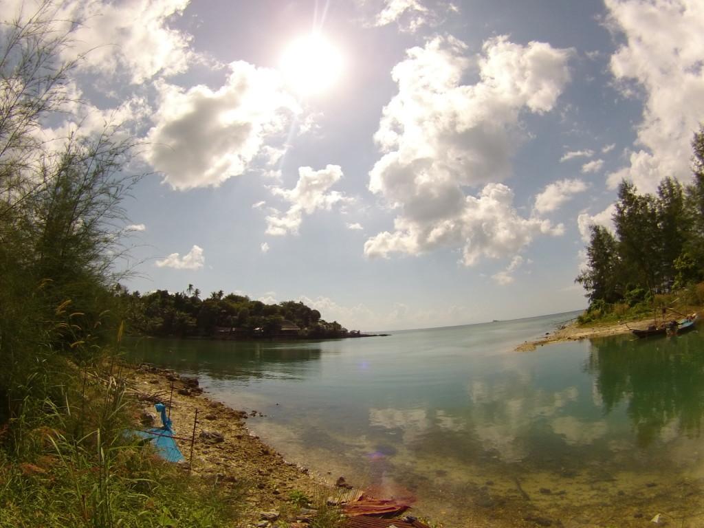 Też Tajlandia, a tu bym się nie wykąpał:)
