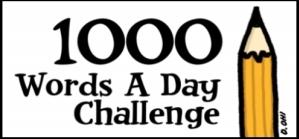 Wyzwanie – napiszę codziennie 1000 słów przez 100 dni