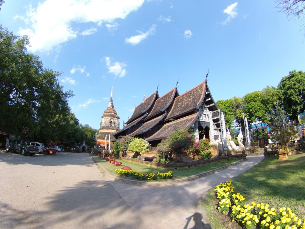 Świątynia Wat Lok Molee