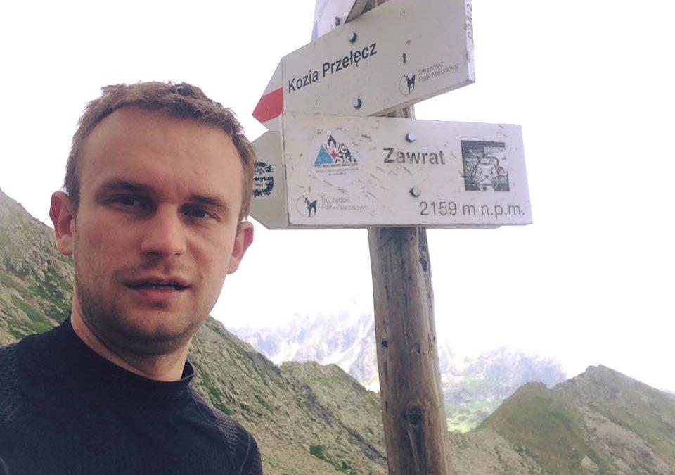 O Tatrach i wyzwaniach