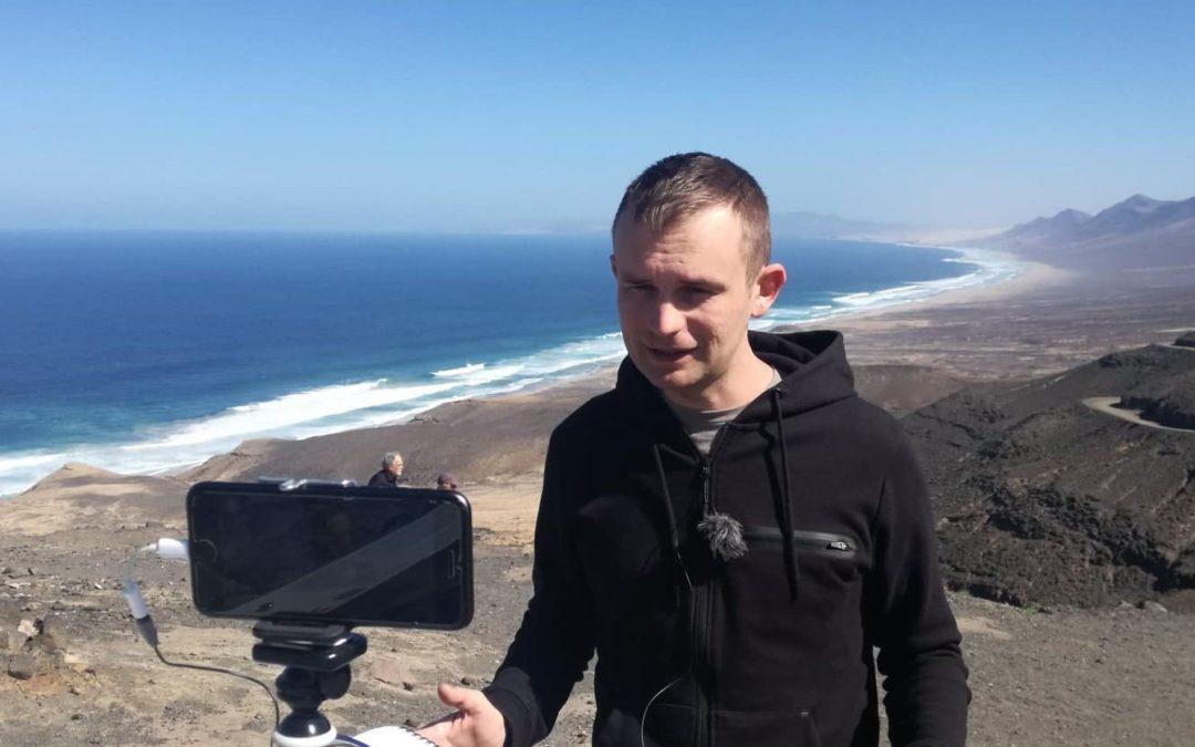 Jak zacząć systematycznie tworzyć video? Zaczynam wyzwanie YouTube