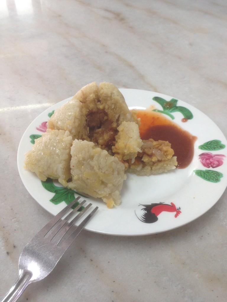 Cantoneses Dumpling, czyli pieróg kantoński za ok 4,2 zł