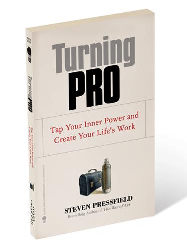 Steven Pressfield – Turning Pro – esencja książki