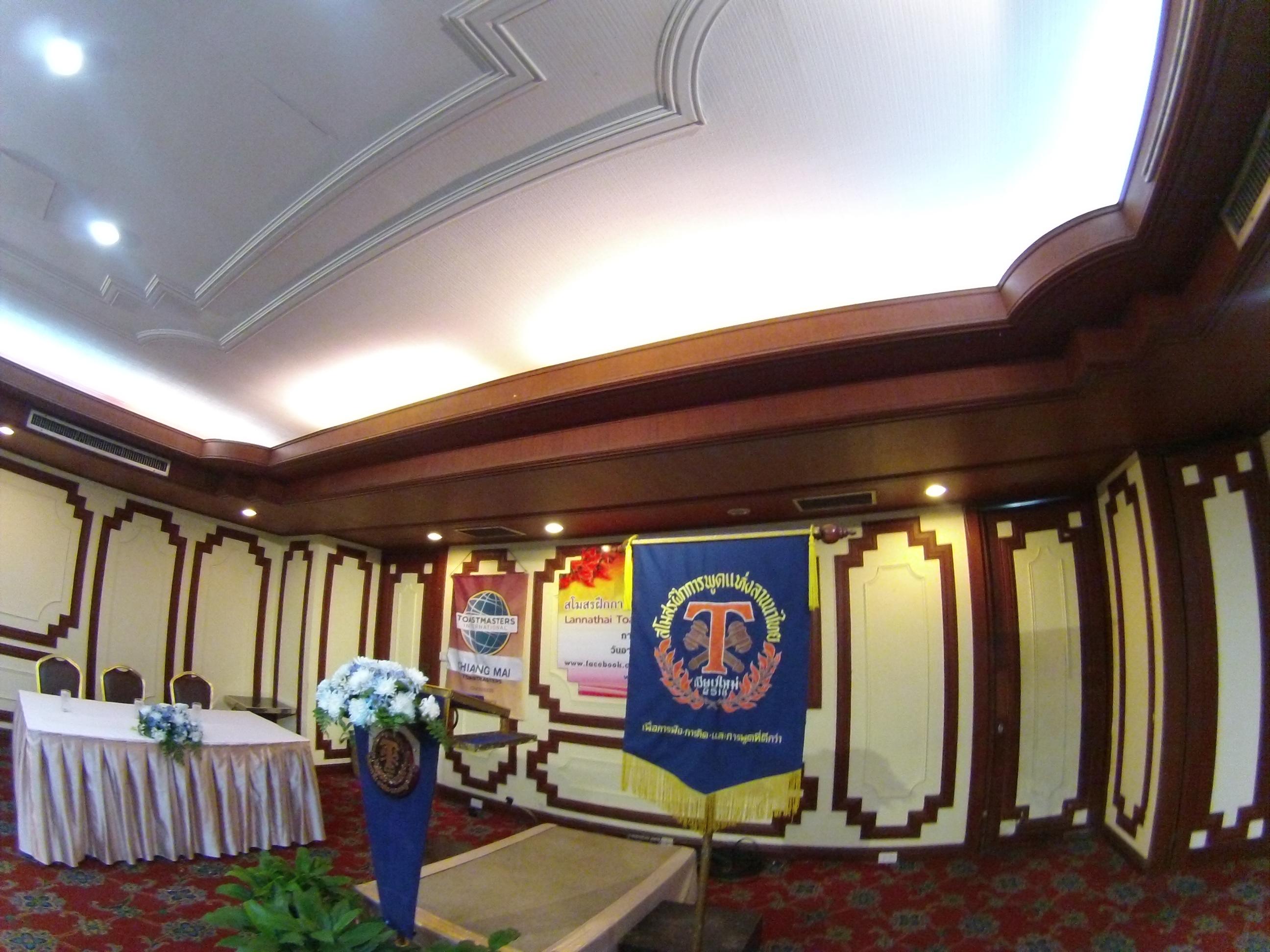 Niesamowite spotkanie Toastmasters w Chiang Mai w Tajlandii