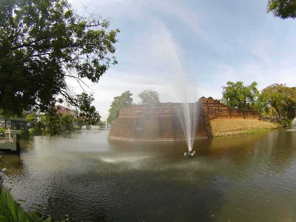 Mury Chiang Mai