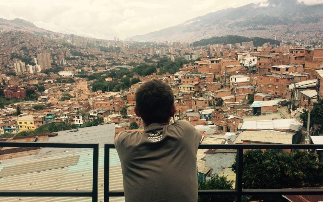 Medellin. O mieście-inspiracji.