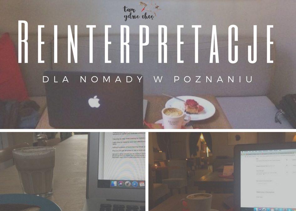 """Testy kawiarni dla nomady w Poznaniu podczas festiwalu kawy """"Reinterpretacje"""""""