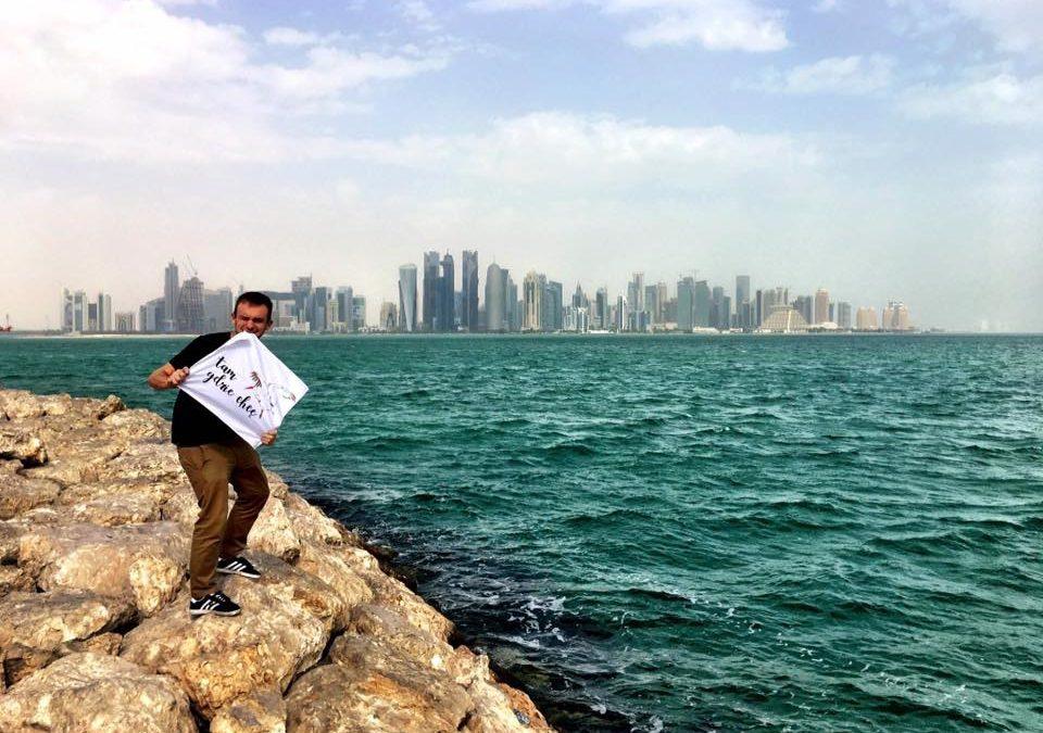 Bangkok uzależnia. O wizycie w Katarze i Evencie BPG 2018 po raz pierwszy